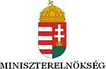 Támogató logó: Miniszterelnökség