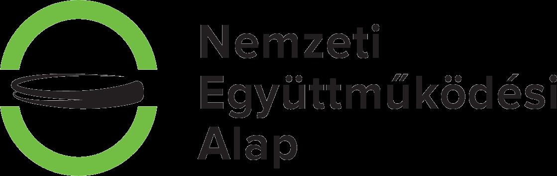 Támogató logó: Nemzeti Együttműködési Alap